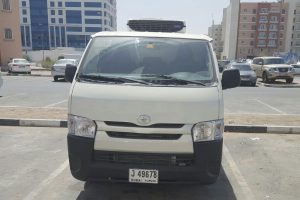 chiller truck for hire dubai chiller vans for rent dubai