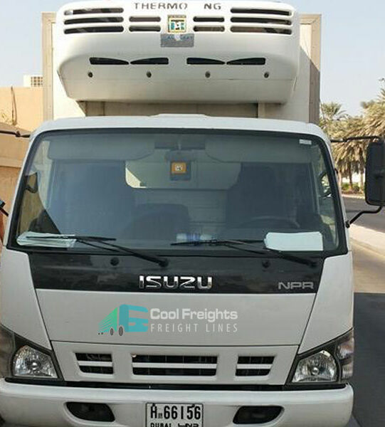 chiller truck for hire dubai chiller truck rental dubai