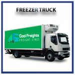 Freezer Truck for Rent