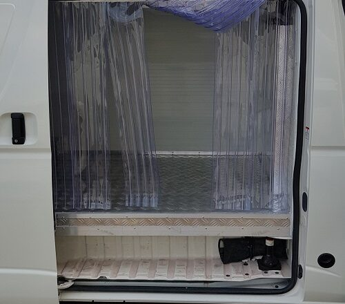 CHILLER VAN FOR RENT IN ABU DHABI